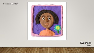 """Eyuana H. """"Mom"""" - Honorable Mention by"""