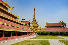 Royal Palace of Mandalay