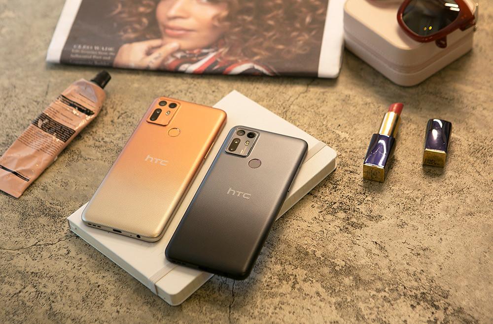 HTC新聞圖檔(HTC-Desire-20+-Lifestyle產品照3)