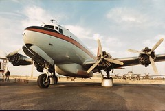 Photo of Douglas DC-4 (or 6?) Water Bomber - Butler Aircraft