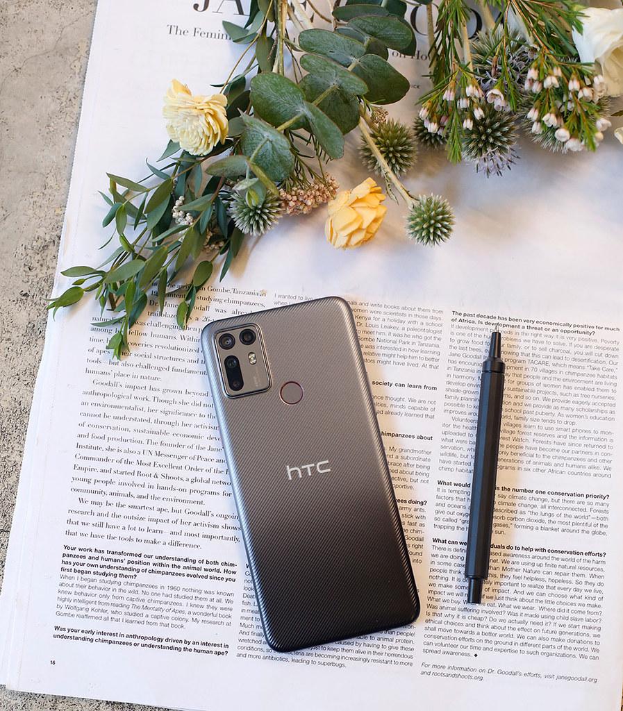 HTC新聞圖檔(HTC-Desire-20+-Lifestyle產品照4)