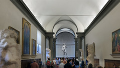 Michelangelo, David