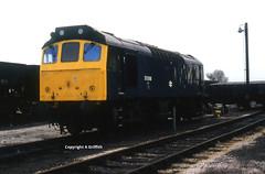 Photo of 25090 Warrington 1981