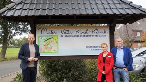 Besuch MVKK Wiefelstede