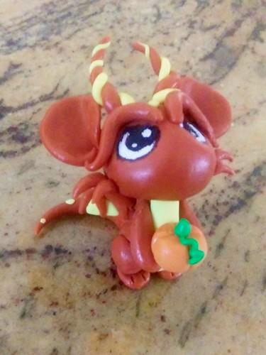 Marion Jones Baby Dragon