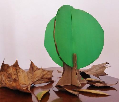 Joseph Mauldin The Cardboard Tree