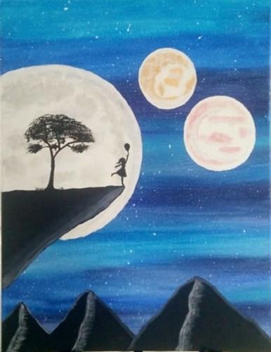 Abigail Salgado The Three Moons