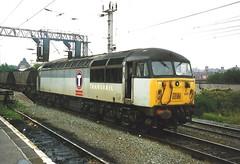 Photo of EWS Class 56 56025 - Warrington Bank Quay