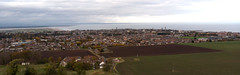 Photo of St Andrews toytown-looking pano - from 125ft above ground level.