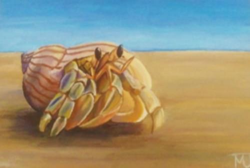 Marion Jones Crab