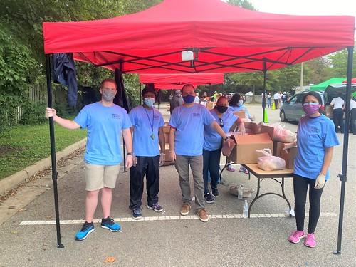 YoPro Food Volunteers