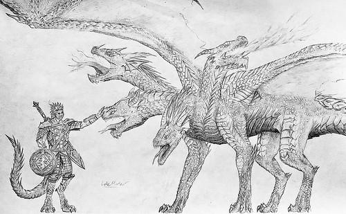 Luke Pinter Dragon Tamer
