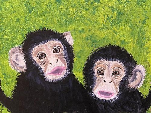 Cailynn Gray Monkey Business