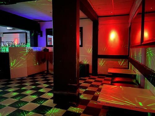 Oasis bar in Condado