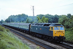 Photo of 47 403, Mumsford Lane nr Chalfont St Peter, 09-06-86