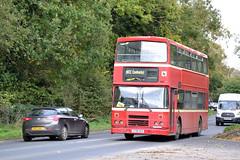 Photo of Z&S Transport Leyland Olympian 250, Aylesbury, 19th October 2020