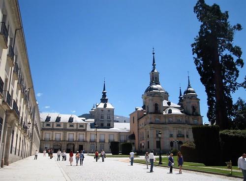 Palacio Real Granja de San Ildefonso - Segovia