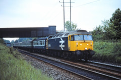 Photo of 47 450, Mumsford Lane nr Chalfont St Peter, 06-06-86