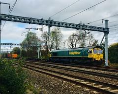 Photo of 66505 Tilehurst East Junction