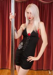 Photo of Ashleigh Doll, Pole Dancer (Part1)