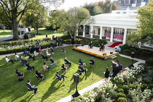 Sinclair Broadcast Group Town Hall Event by The White House, on Flickr