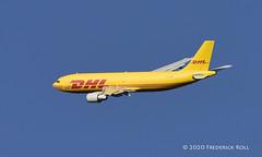 Photo of DHL A300 ~ D-AEAF