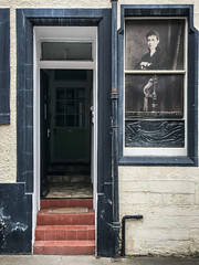 Photo of The Portait in the Window