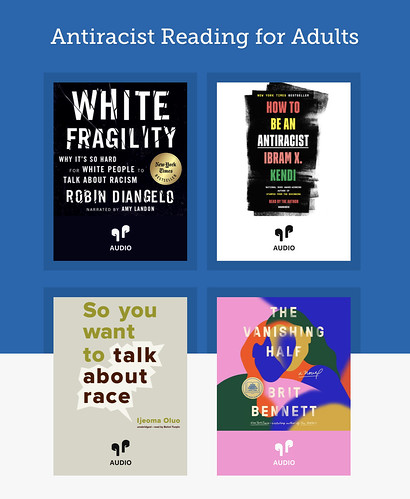 Antiracist Reading For Adults
