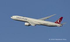Photo of Turkey Airlines B777 ~ TC-LJJ