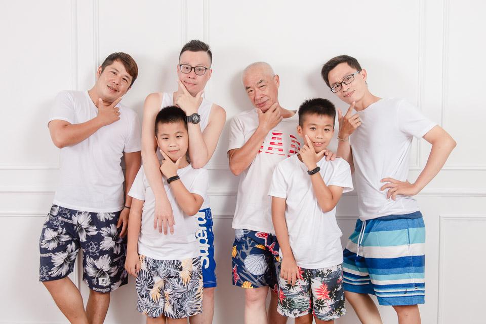 台南全家福照 輕鬆悠閒的短褲party 009