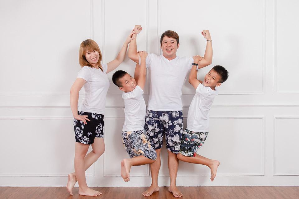 台南全家福照 輕鬆悠閒的短褲party 006