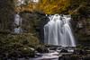 The Lynn Glen Fall