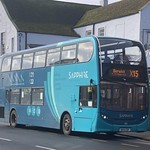 Arriva North East 7528 NK14 GDF (20-10-2020)