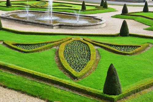 Bowes Castle Garden