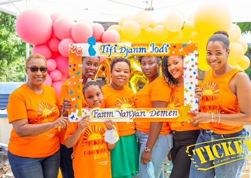 2020: Haiti - International Day of the Girl Child
