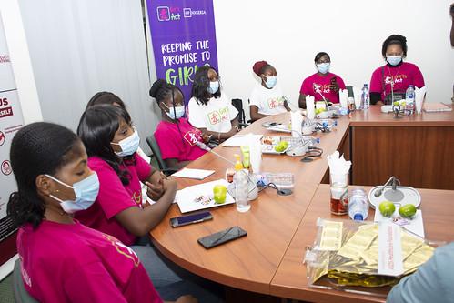 2020: Nigeria - International Day of the Girl Child