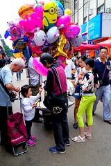 Taiping market, Kunming, Anning, Yunnan, China