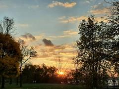 Sunset sky ( explored)