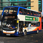 Stagecoach North East SN16 OXR 10632