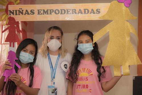 2020: Guatemala - International Day of the Girl Child