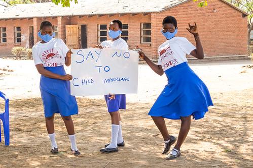 2020: Malawi - International Day of the Girl Child