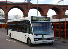 Photo of Speedwell Bus Optare Solo MX04VLY - Stockport