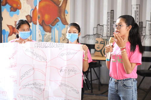 2020: Cambodia - International Day of the Girl Child