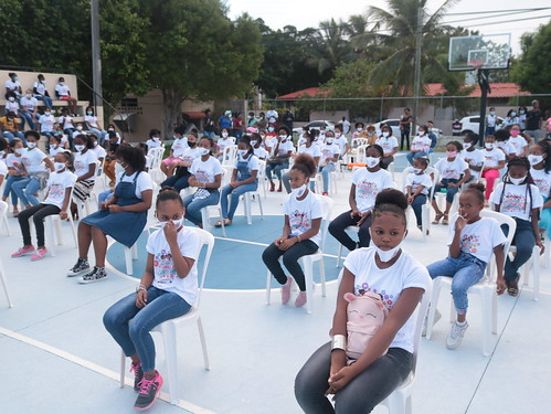 2020: Dominican Republic - International Day of the Girl Child