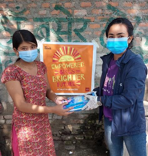 2020: Nepal - International Day of the Girl Child