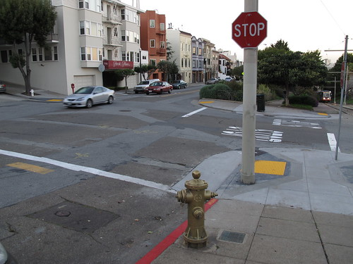 The Golden Fire Hydrant