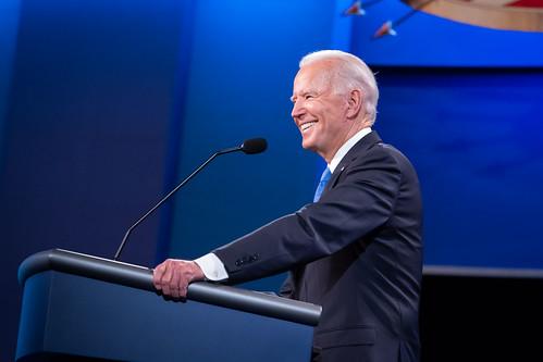 Final Presidential Debate at Belmont Uni by Biden For President, on Flickr