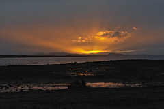 Photo of East Lothian Sunset
