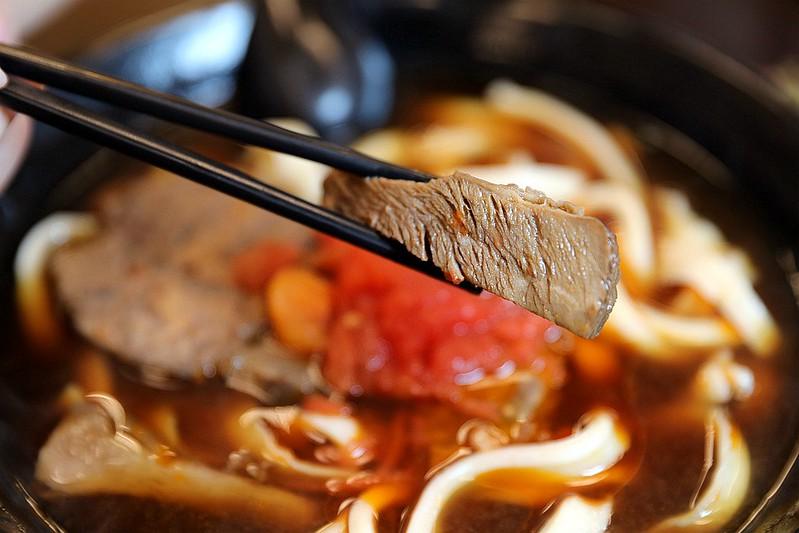 山西番茄牛肉刀削麵台北松山路好吃牛肉麵17
