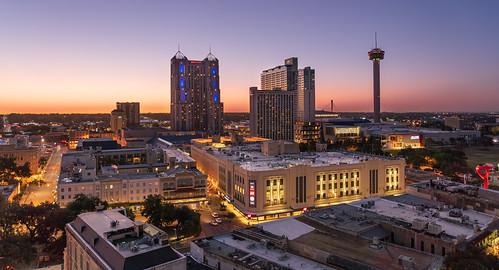 San Antonio Sunrise